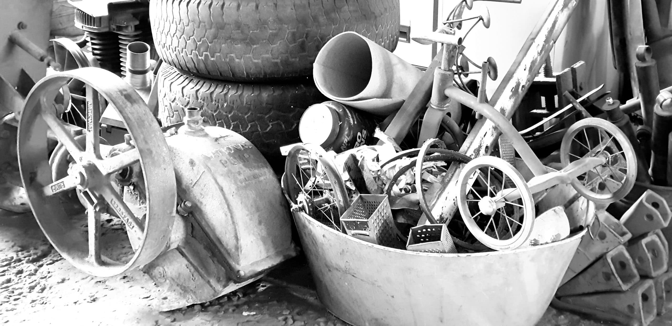 all types of junk for skip bins