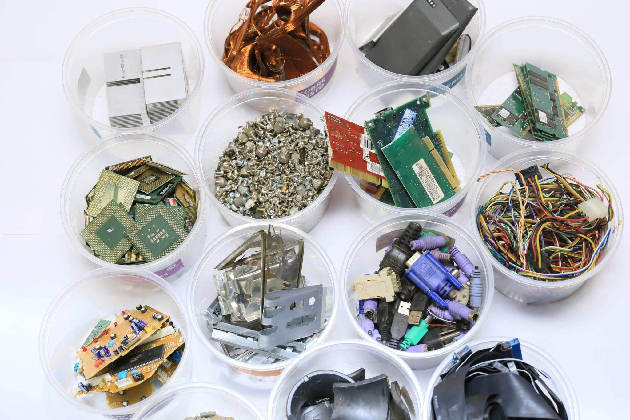 E-waste Skip Management and Hire