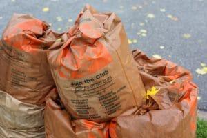 organic vs inorganic wastes